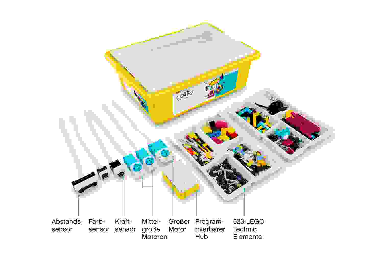 LEGO® Education SPIKE™ Prime-Set
