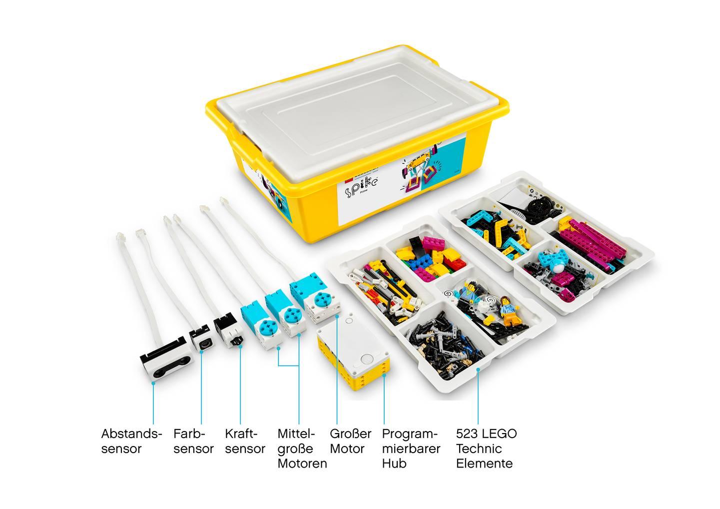 LEGO® Education SPIKE™ Prime-Set