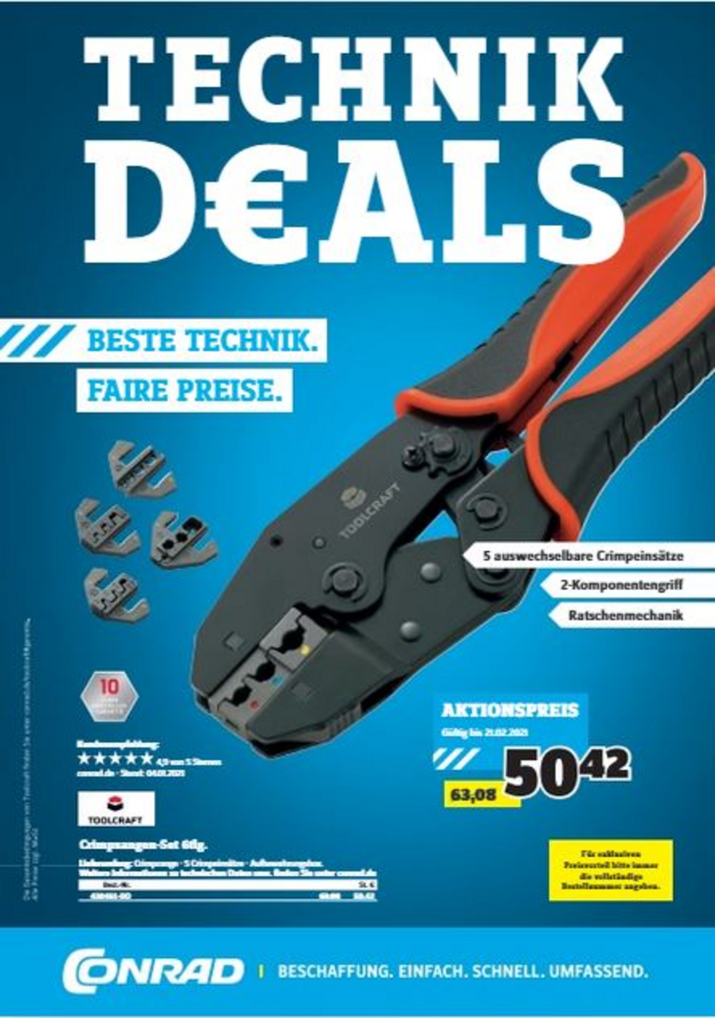 Technik Deals