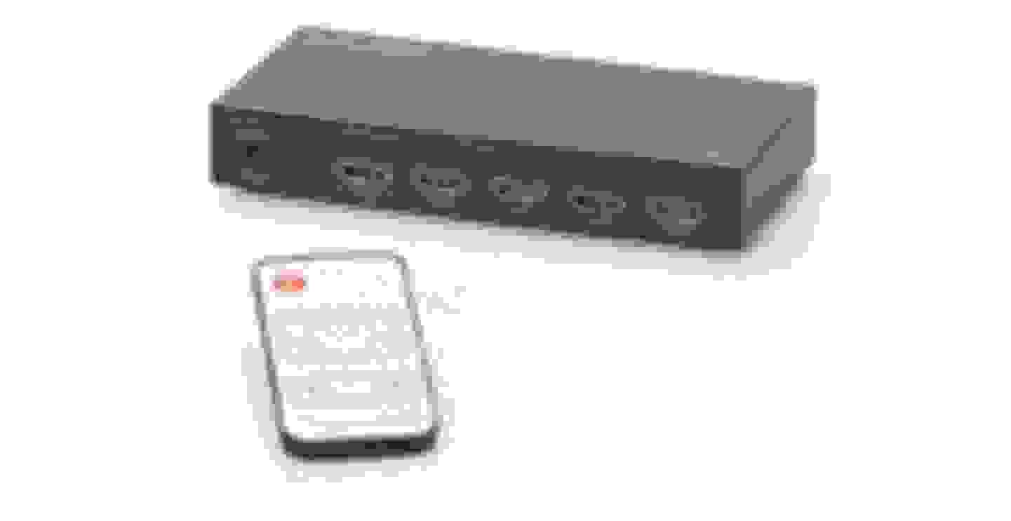 Audio/Video-Switches & -Splitter