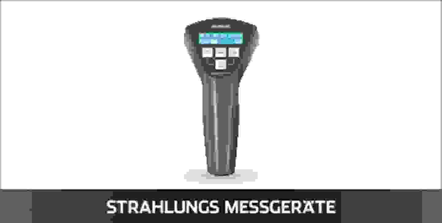 Voltcraft Strahlungs Messgeräte
