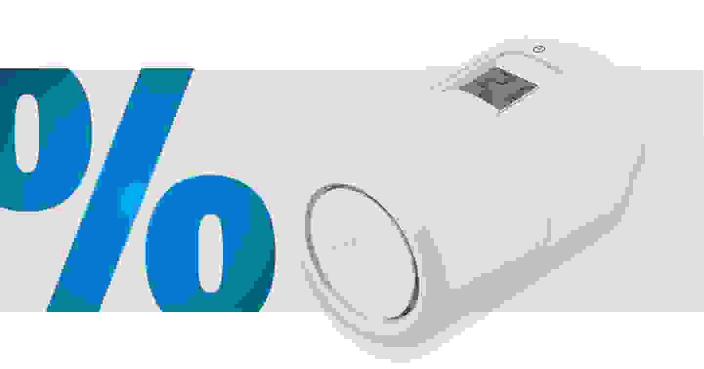 Danfoss - Funk-Heizkörperthermostat »