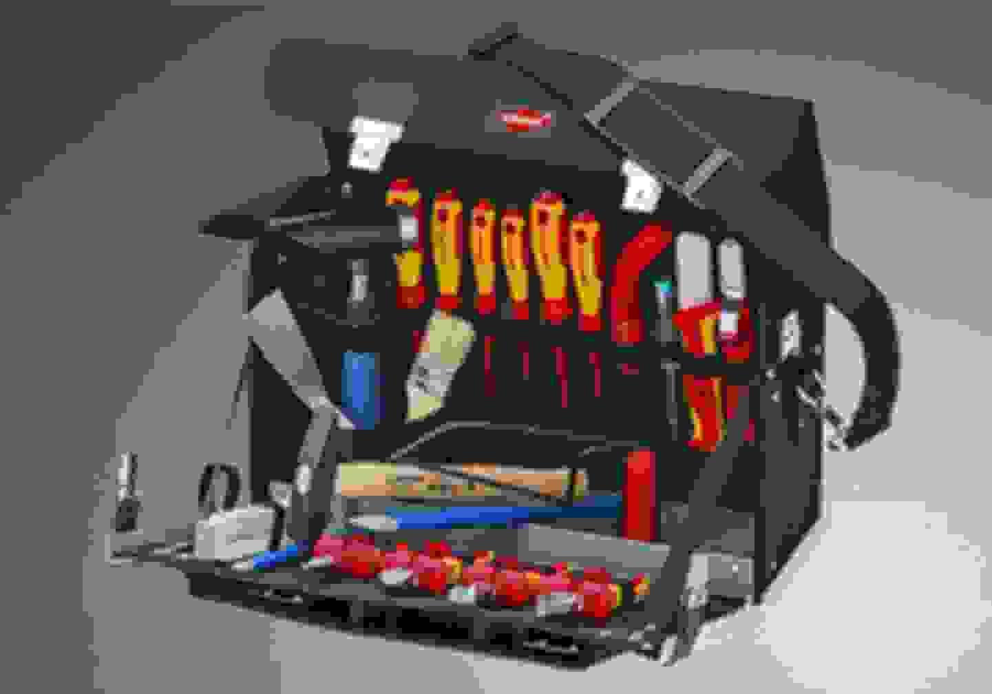 Werkzeugtaschen und -koffer