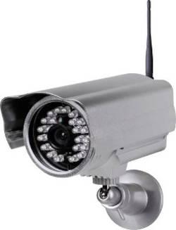 WLAN IP Überwachungskamera