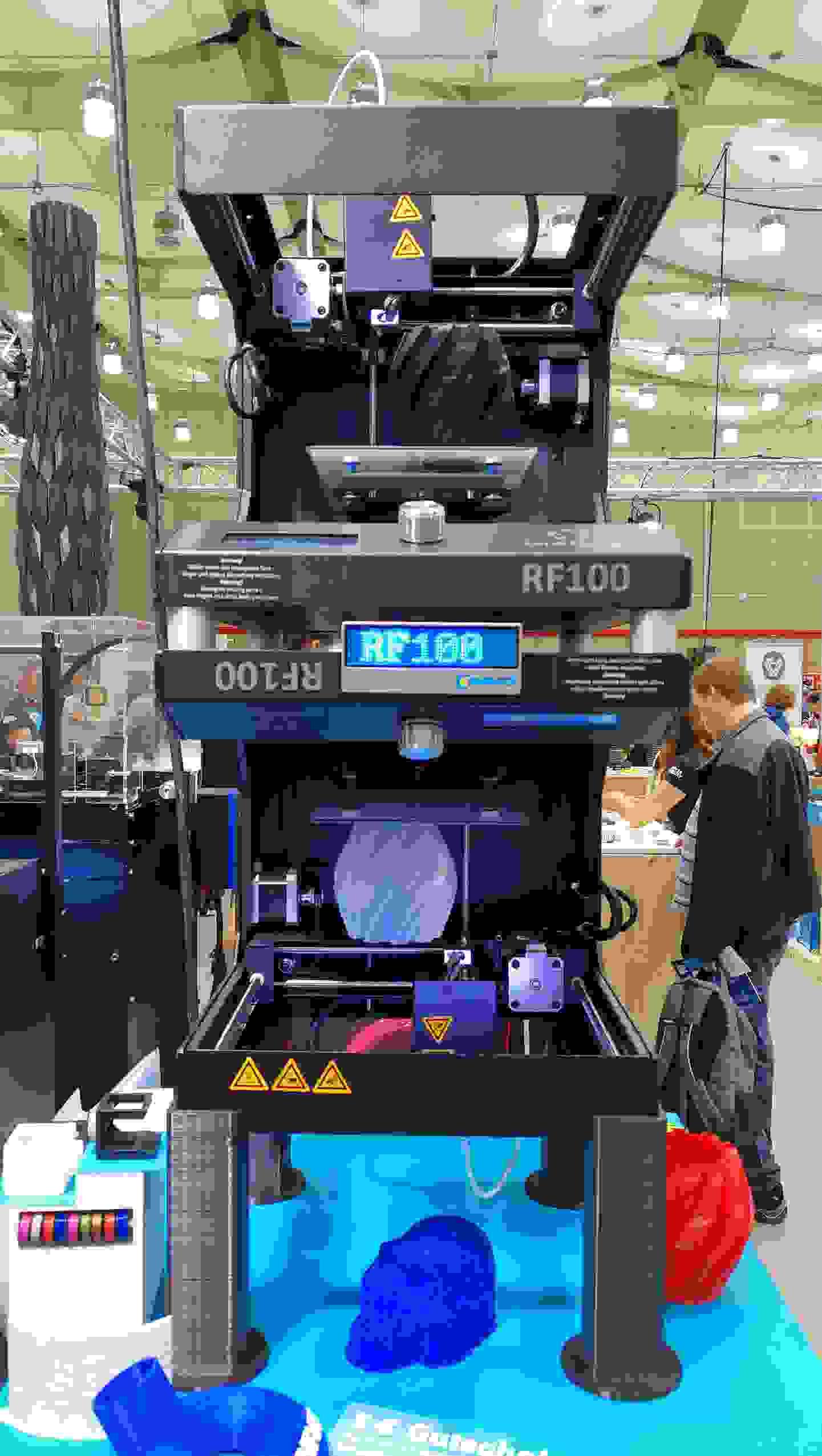 Maker Faire Hannover 2019 - 3D-Drucker