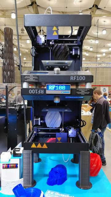 Maker Faire Hannover 2019 - 3D-Drucker
