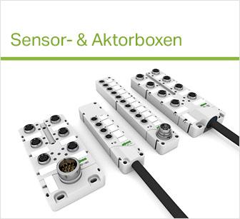 Sensor- & Aktorboxen