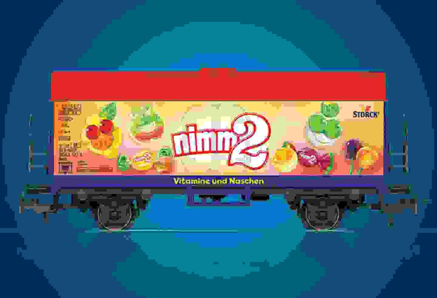 """Märklin - H0 Kühlwagen """"Nimm 2"""" »"""