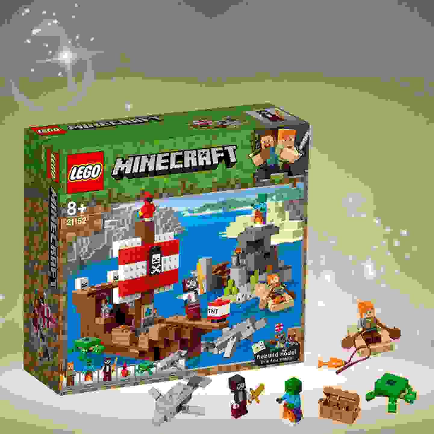 Lego - Minecraft »