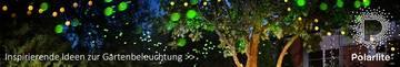 Inspirirende Ideen zur Gartenbeleuchtung