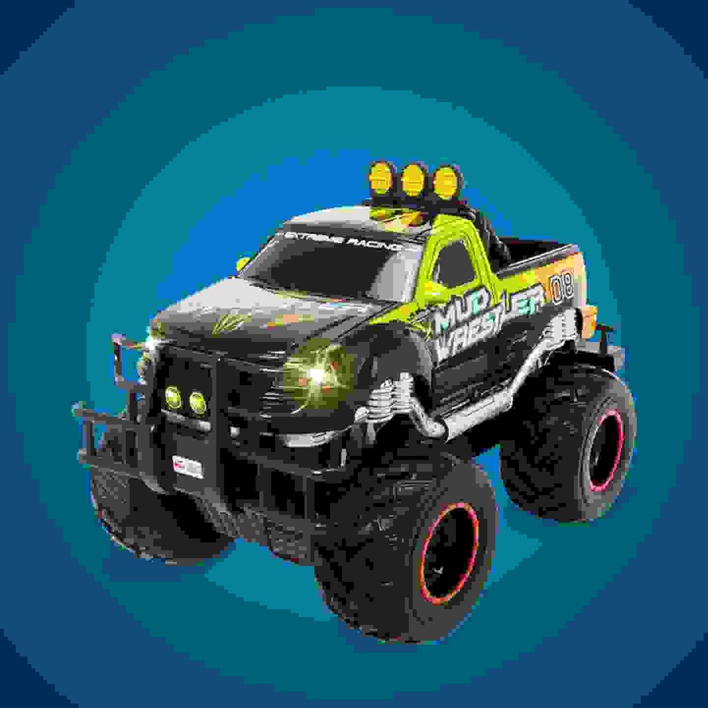 Dickie Toys - Elektro Monstertruck »