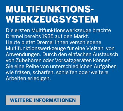 Multifunktions-Werkzeugsysteme