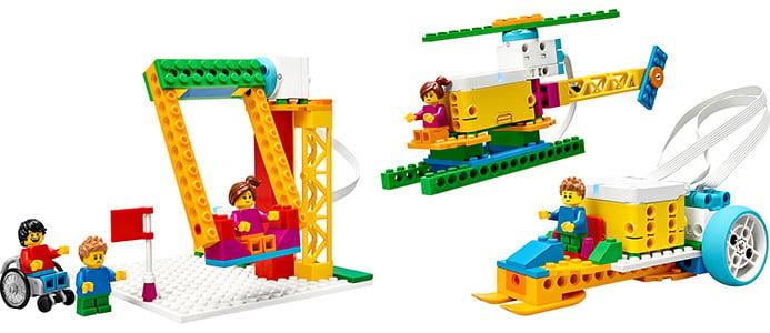 Starter Kurs LEGO Education SPIKE Essential