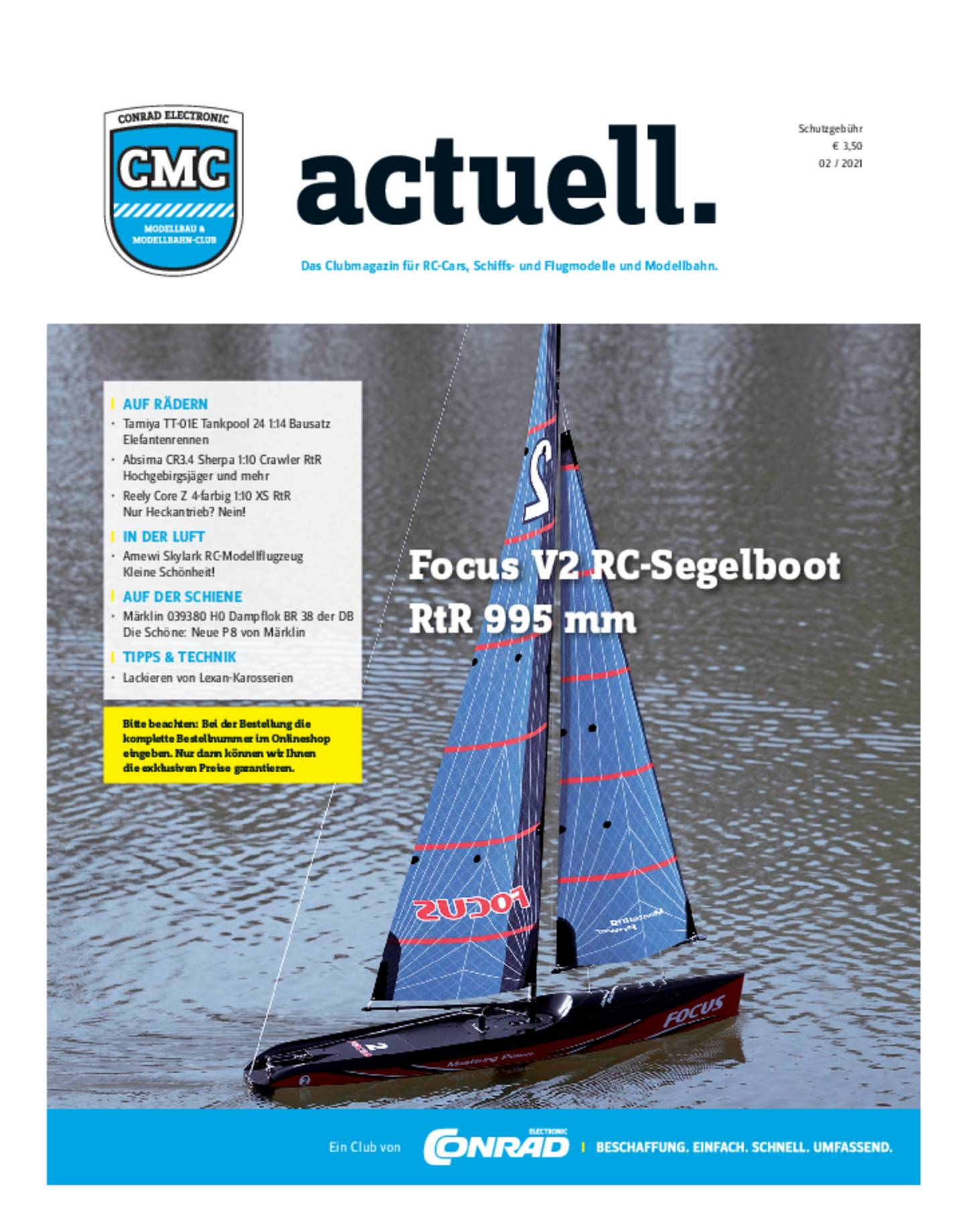 Aktuell 02-2021 Cover