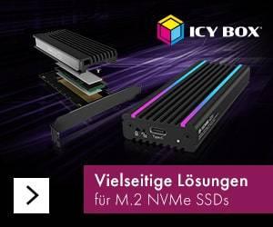 ICY BOX PoE Erweiterungskarte PCIe 3.0 x 4
