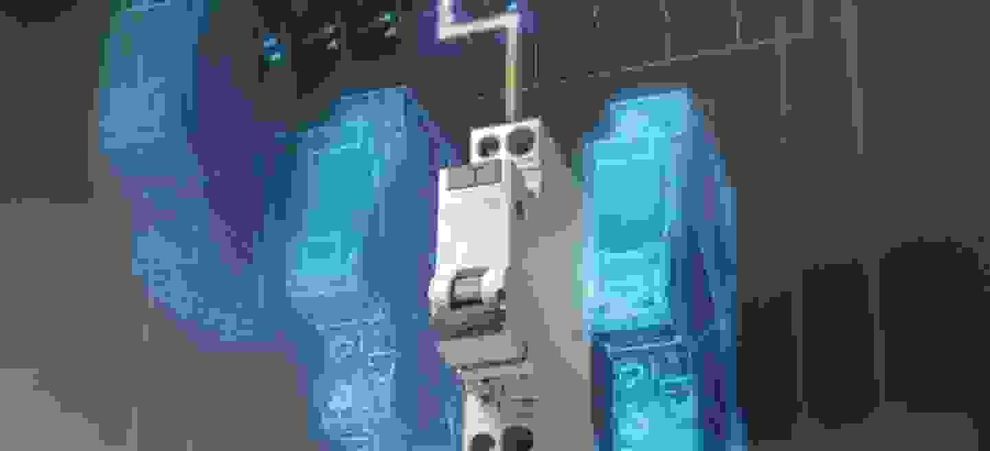 Siemens - Protection aux normes conforme en 1 module