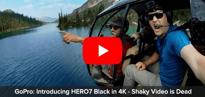 Introducing HERO7 Black in 4K on YouTube