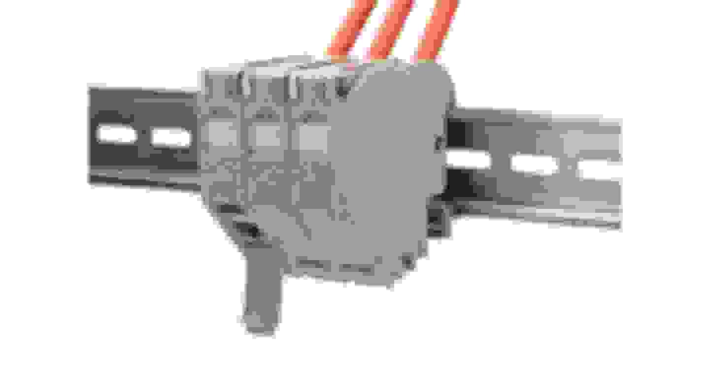 Hutschienen-Netzwerkadapter