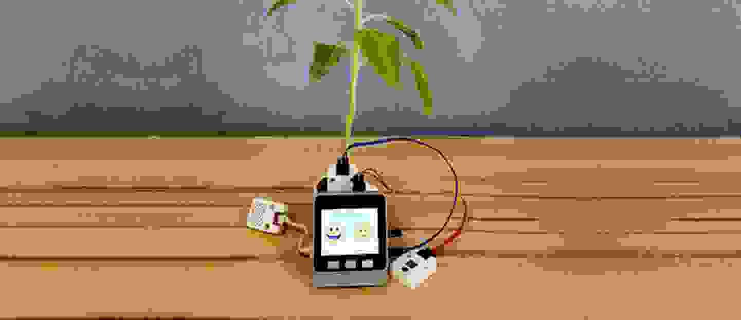 Smart Plant - Inbetriebnahme und weitere Ideen