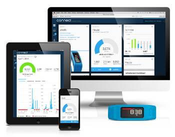 Fitnesstracker und Apps