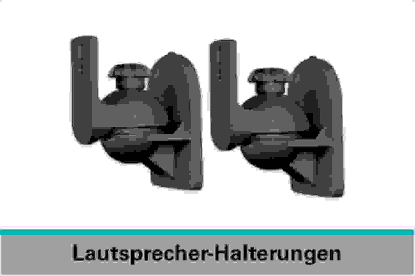 Speaka Professional Lautsprecher-Halterungen