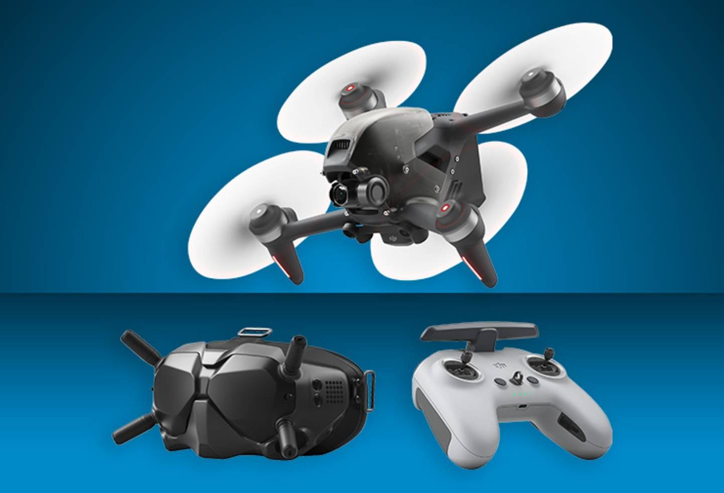 DJI - Quadrocopter »