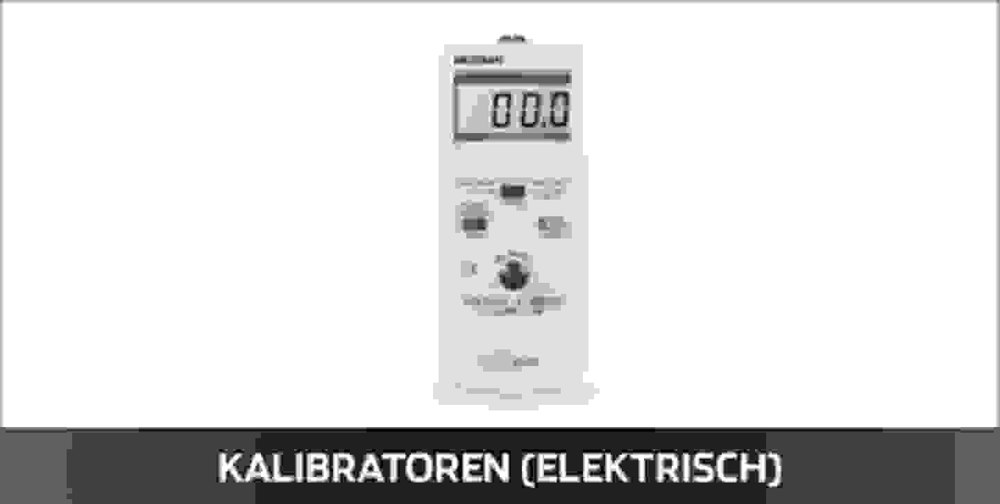 Kalibratoren elektrisch