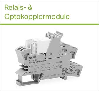 Relais- & Optokopplermodule