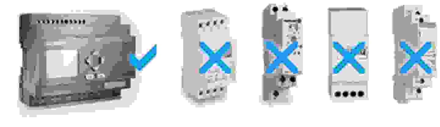VerschiedeneProgrammable Logic Controller
