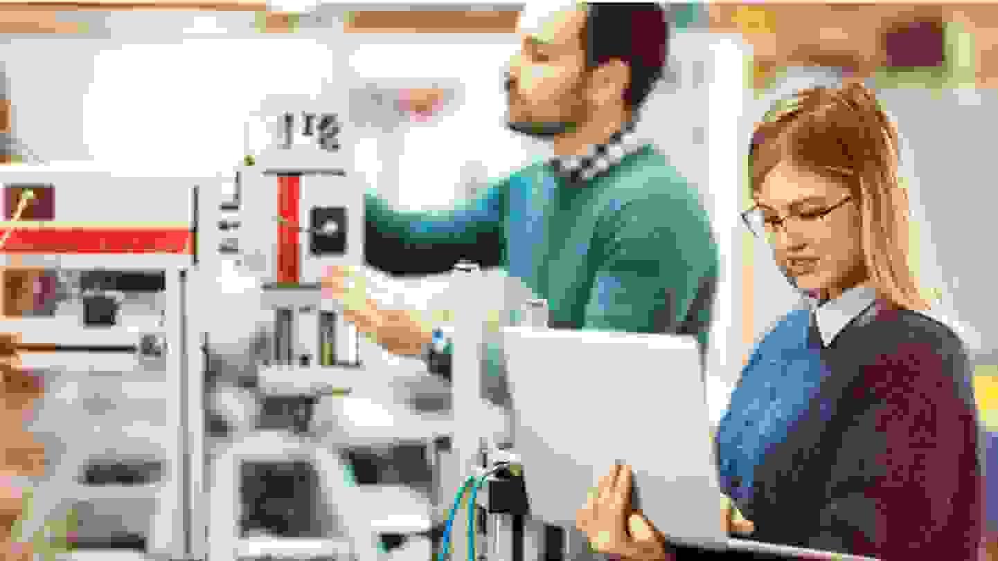 Produktivität mit IoT steigern
