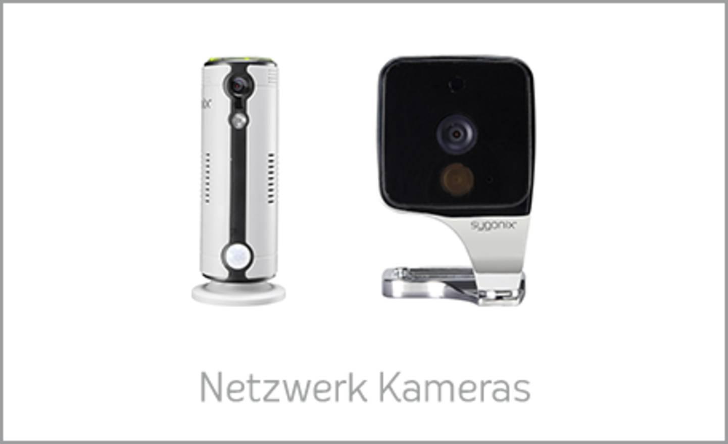 Sygonix Netzwerk Kameras
