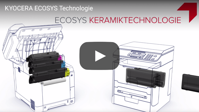 KYOCERA ECOSYS Technologie