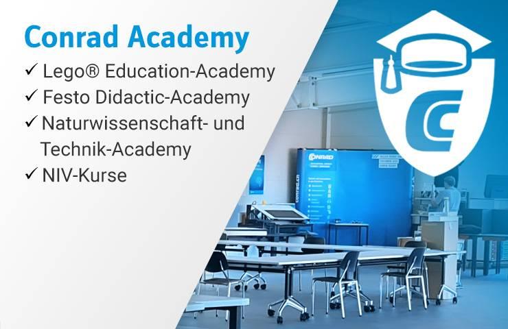 Conrad Academy »