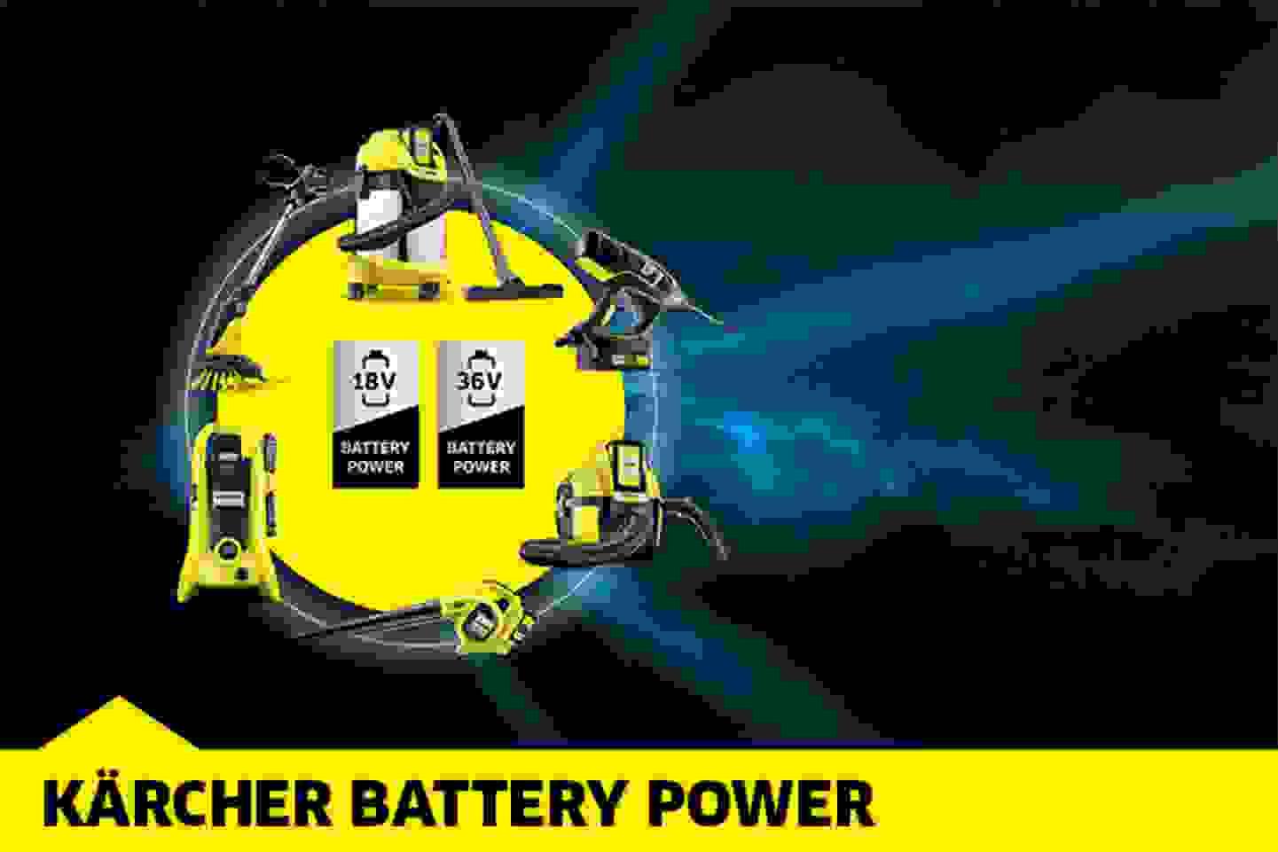 Kärcher Battery Power