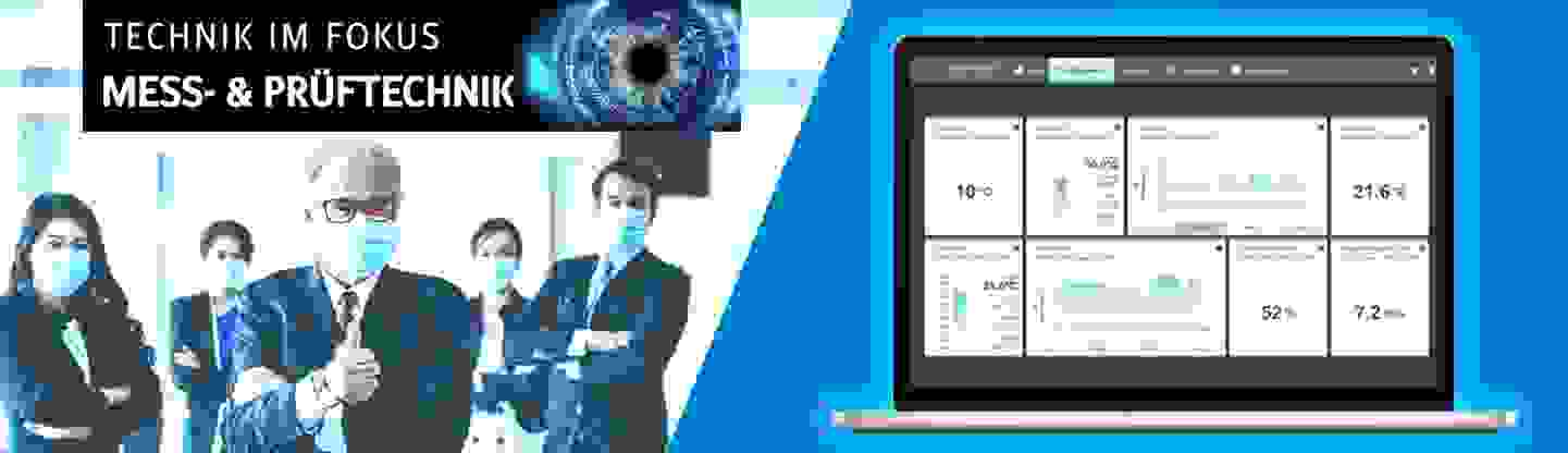 Entdecken Sie die smarte Lösung zur Beobachtung der Luftqualität mit Conrad Connect