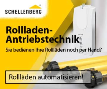Schellenberg - Rollladenantriebstechnik