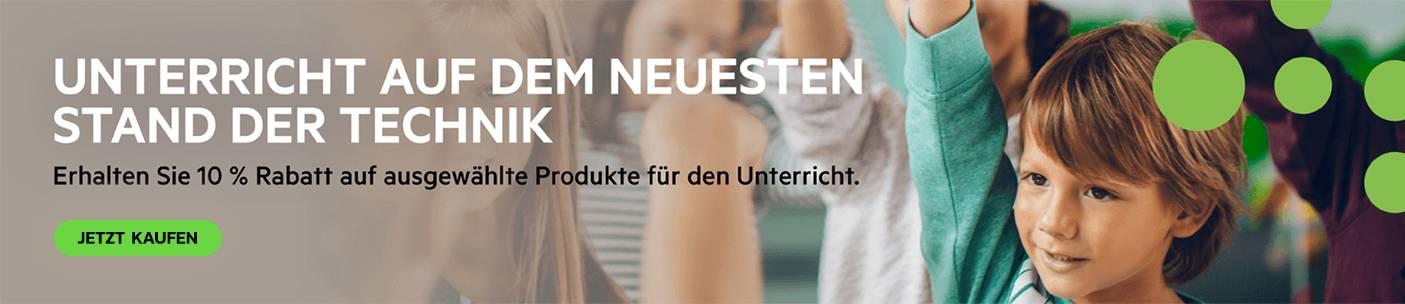 10% Rabatt auf ausgewählte Belkin Produkte für den Unterricht