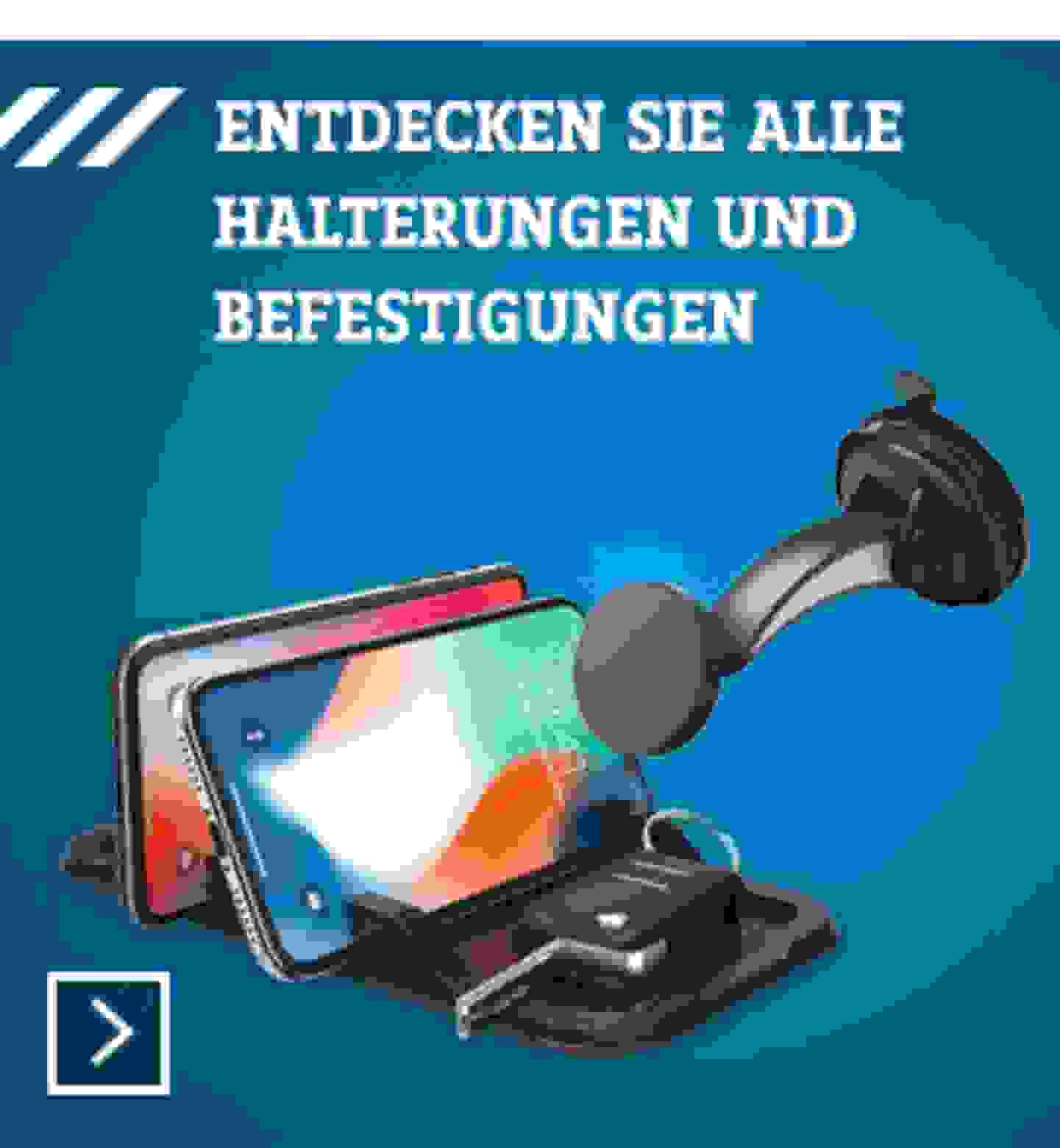Hama Smartphone Halterungen