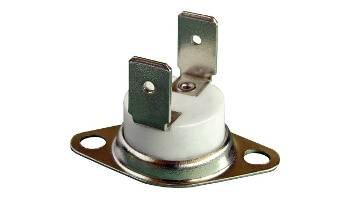 Interrupteur bimétallique avec corps en céramique