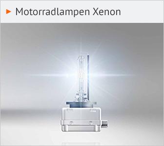 Motorradlampe Xenon