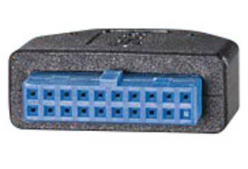 USB 3.0 Buchse intern 19pol.