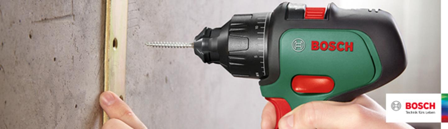 Elektrowerkzeuge für Heimwerker