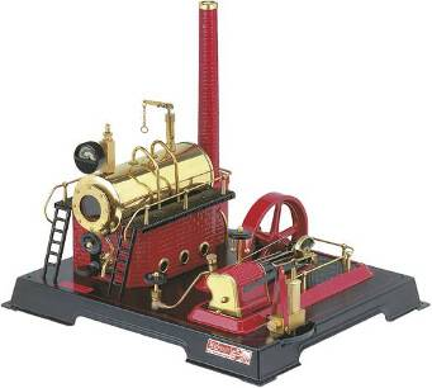 Modellbau-Dampfmaschine
