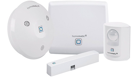 Homematic IP Starterkit Alarm HmIP-SK7