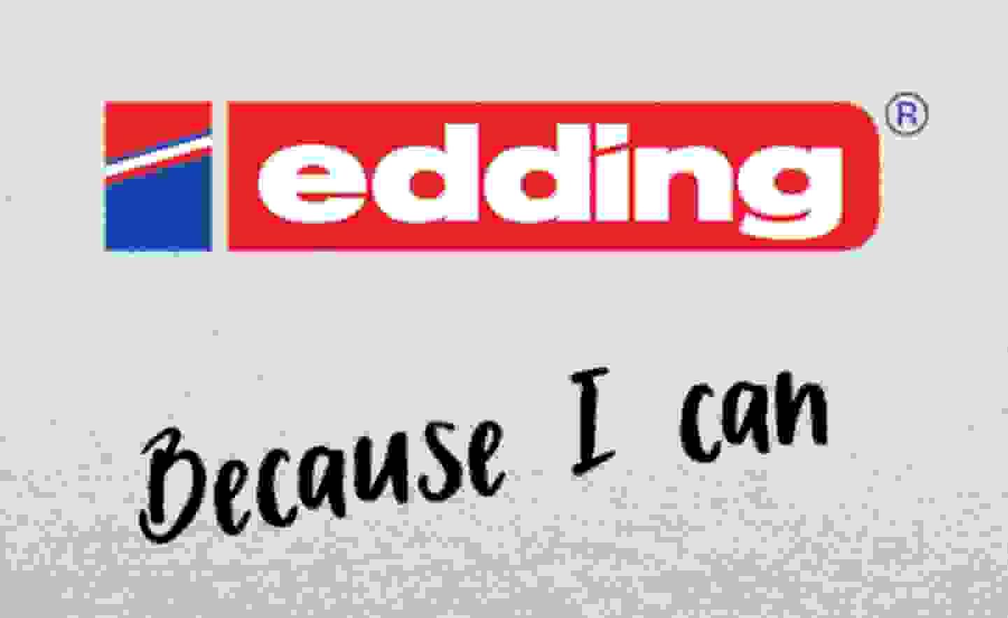 edding – Because I can
