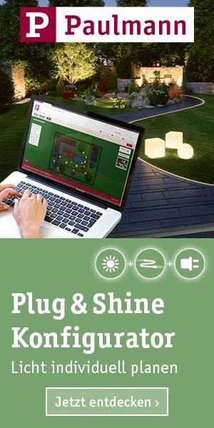 Paulmann Plug & Shine Konfigurator