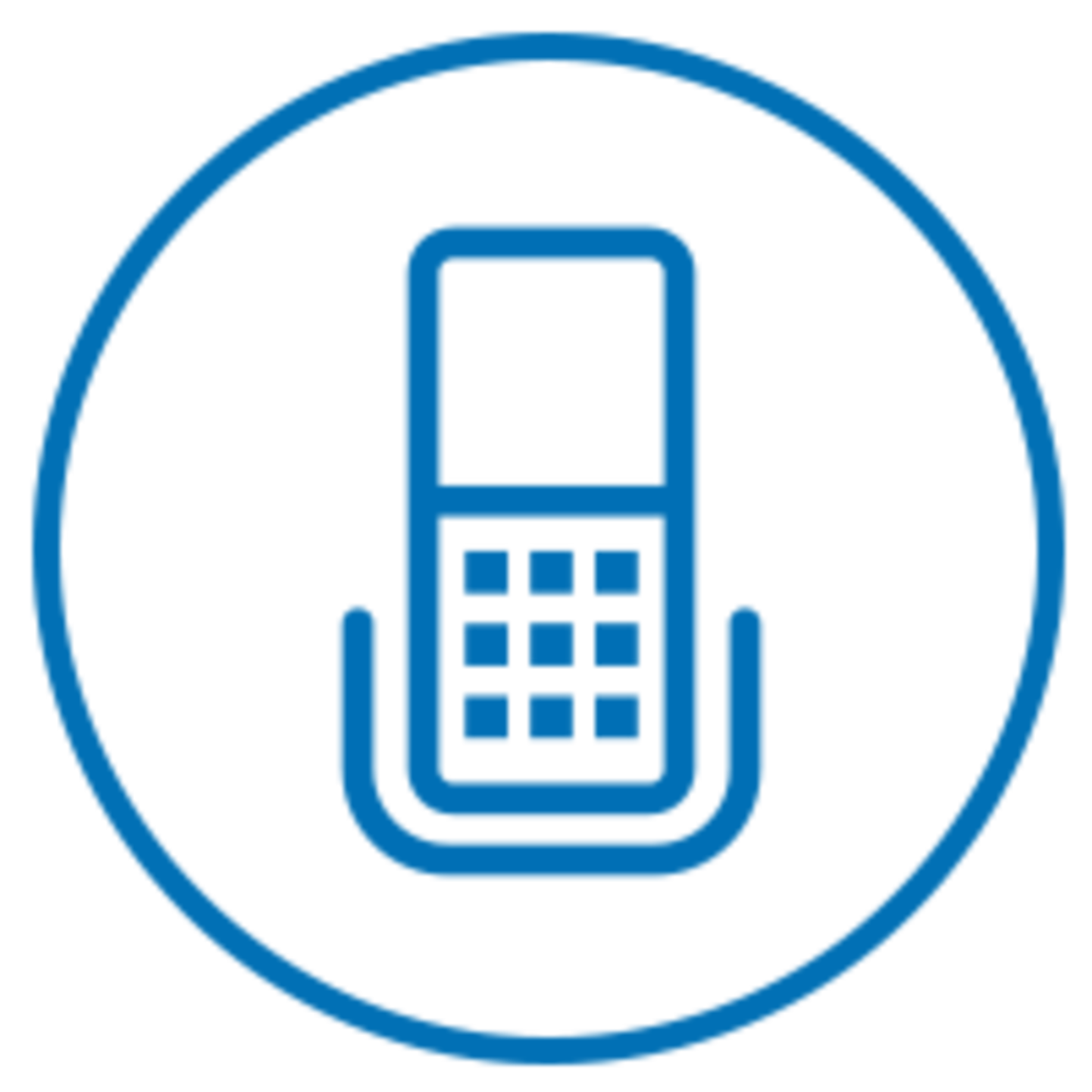 Für 6 Schnurlostelefone, inkl. Anrufbeantworter