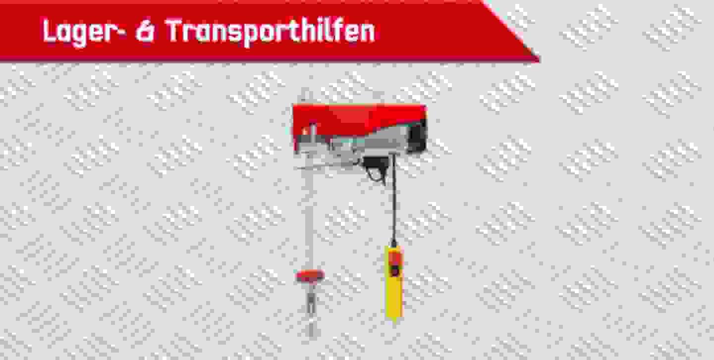 TOOLCRAFT Lager- und Transporthilfen