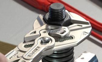 KNIPEX WTV Zangenschlüssel XL