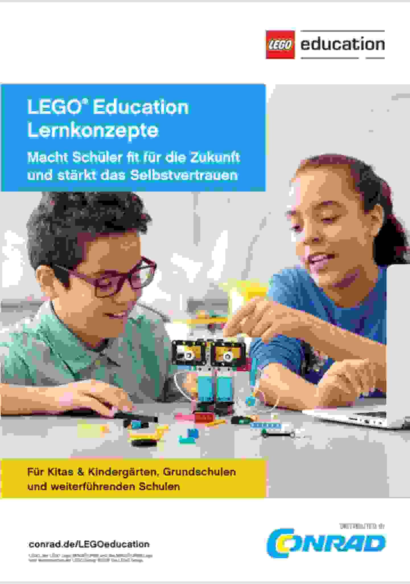 LEGO Education Lernkonzept